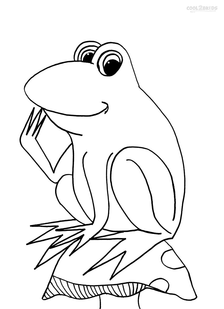 frog and toad together coloring pages