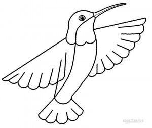 printable doodlebop coloring pages | Printable Hummingbird Coloring Pages For Kids | Cool2bKids