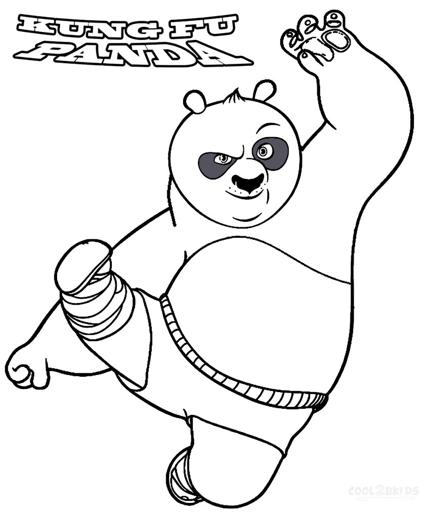 kung fu panda printable coloring pages printable kung fu panda coloring pages for kids cool2bkids