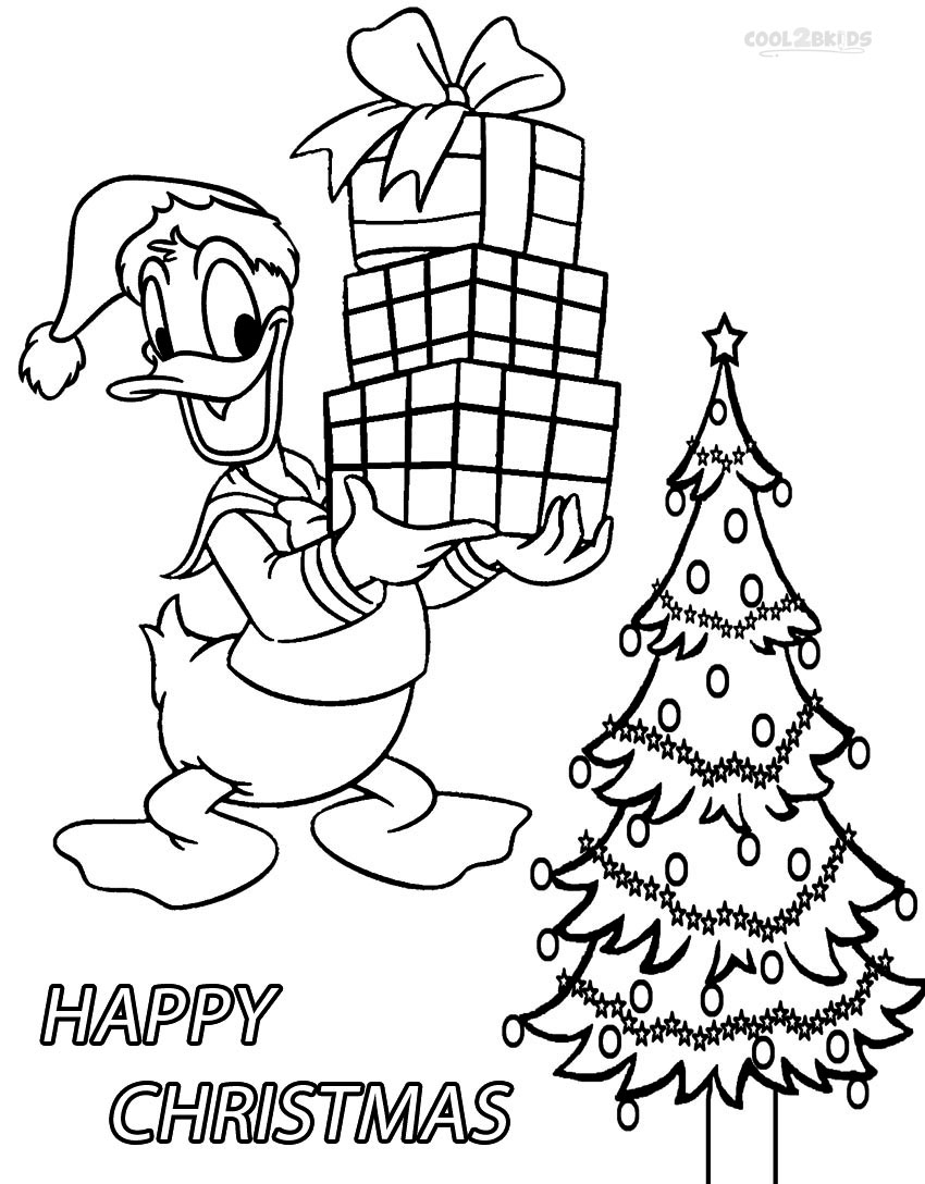 Printable donald duck coloring pages for kids cool2bkids for Donald duck coloring pages to print for free