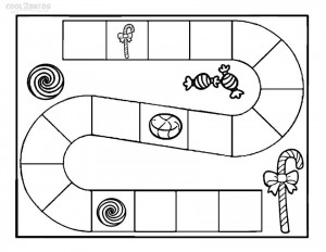 candyland castle coloring pages free - photo#23