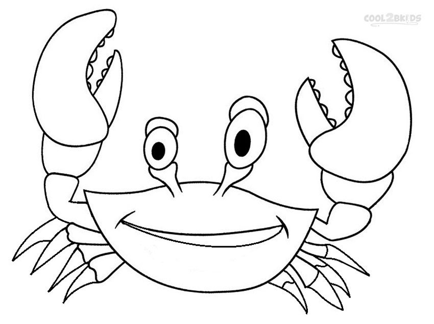 tcrab coloring pages - photo#31