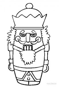 Christmas Coloring Page Classic