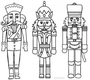 printable nutcracker coloring pages for kids cool2bkids. Black Bedroom Furniture Sets. Home Design Ideas