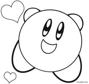 Printable Kirby Coloring Pages For Kids Cool2bKids