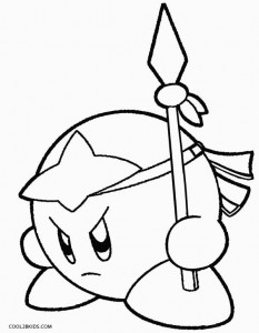 Printable Kirby Coloring Pages For Kids | Cool2bKids
