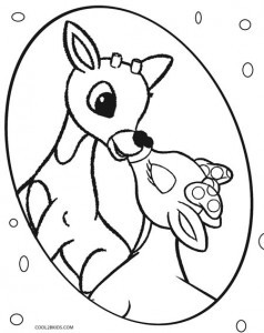 free printable rudolph or frosty coloring pages | Printable Rudolph Coloring Pages For Kids | Cool2bKids