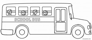 bus safety coloring pages printable school bus coloring page for kids cool2bkids