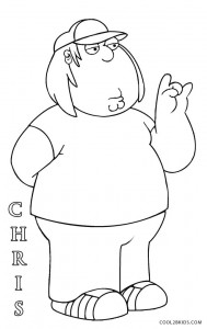 free printable family guy coloring pages | Printable Family Guy Coloring Pages For Kids | Cool2bKids