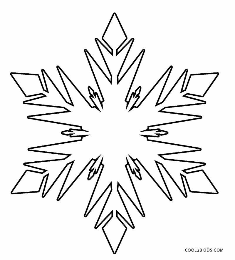 рисунки карандашом снежинки для вырезания