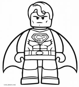 superman logo printable coloring pages | Free Printable Superman Coloring Pages For Kids | Cool2bKids