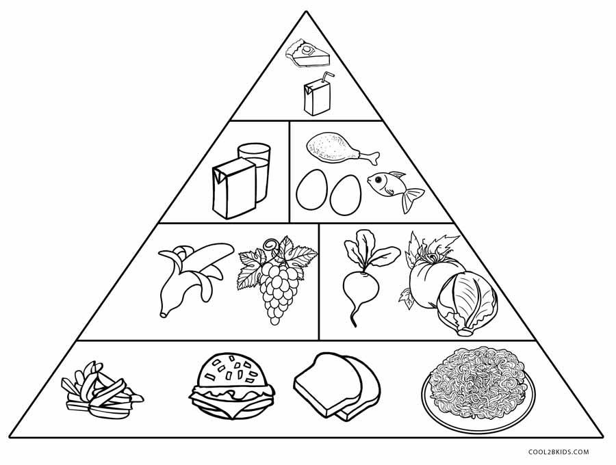 Рациональное питание картинки черно белые