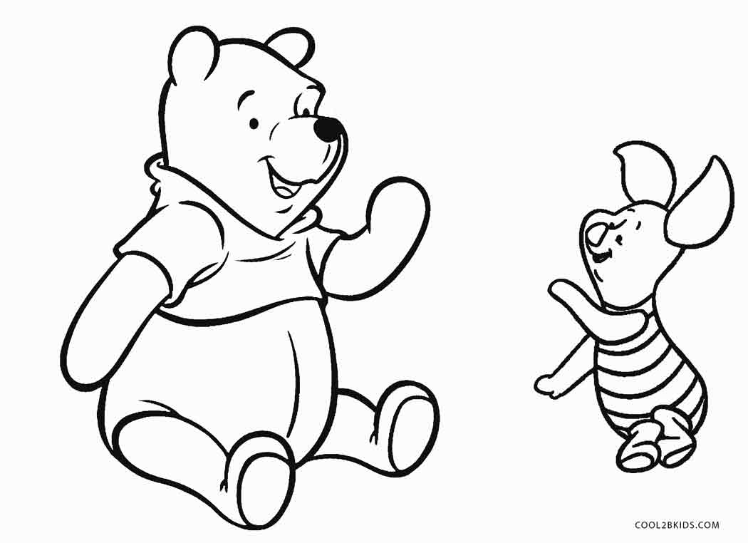 Free Printable Winnie the Pooh Coloring Pages For Kids ...