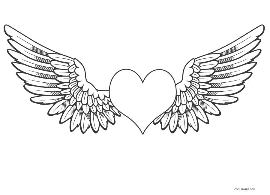free chldrens angel coloring pages - photo#17