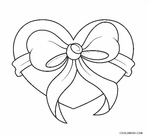 valentines heart coloring pages - photo#27
