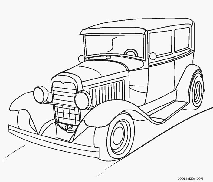 coloring pages cars kids printable | Free Printable Cars Coloring Pages For Kids | Cool2bKids