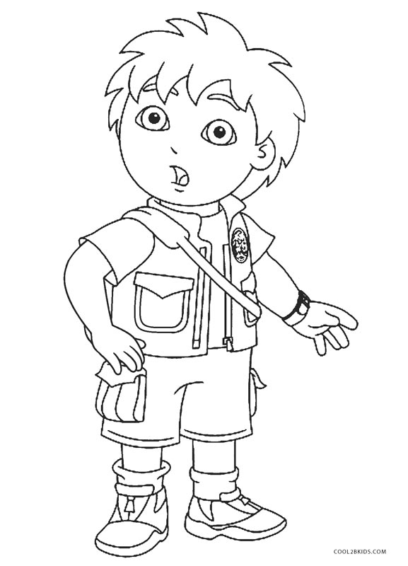 deigo coloring pages - photo#24