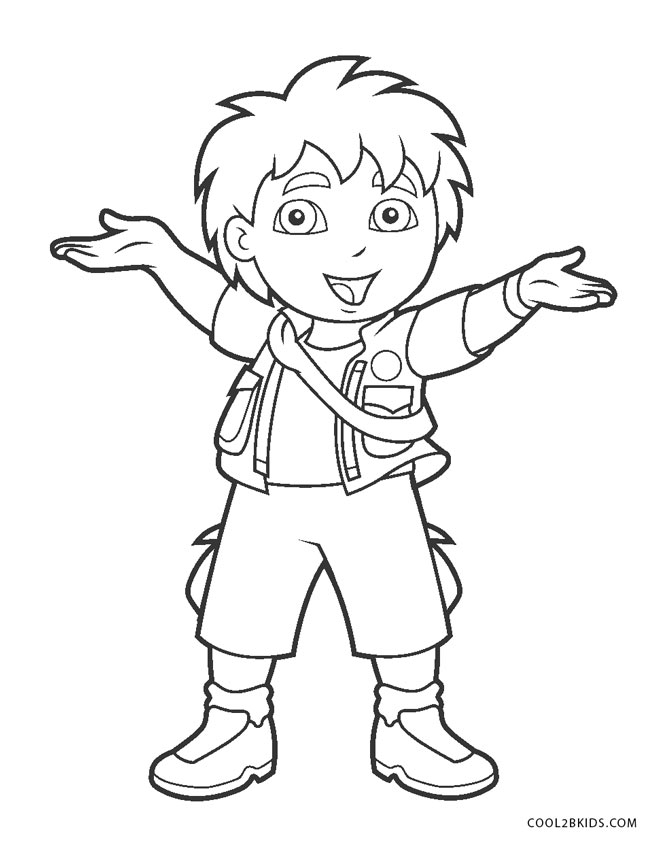 deigo coloring pages - photo#20